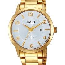 Lorus RH774AX9 goldene Damenuhr 50M 32mm