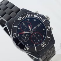 Nivrel Wild Sea Chronograph Black PVD (limited 300)
