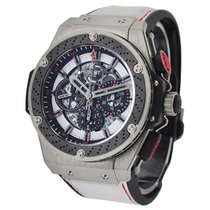 Hublot 710.ZM.1123.NR.FJP11 King Power F1 Suzuka - Zirconium...