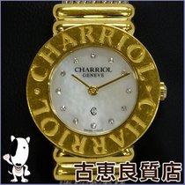 Charriol 【中古】CHARRIOL シャリオール サントロペ レディース 腕時計 クォーツ QZ Quartz...