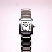 Cartier Tank Francaise Ladies Size