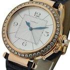 Cartier Pasha with Diamond Bezel Men's