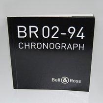 Bell & Ross Booklet / Beschreibung für Modell BR02-94...