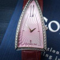 Corum Ladies' Rocket Diamonds Pink Triangle