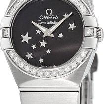 Omega Constellation Women's Watch 123.15.24.60.01.001