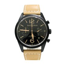 Bell & Ross Vintage BRV126-94 Heritage PVD Chronograph New