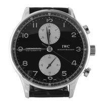 IWC Portuguese Chronograph  [Box & Papers]