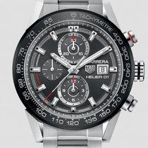 TAG Heuer Carrera 43 Automatic Chronograph CAR201W.BA0714