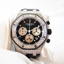 Audemars Piguet Ladies Royal Oak Offshore Diamond Bezel -...