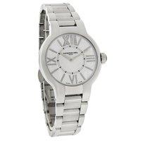Raymond Weil Noemia Diamond Ladies MOP Stl. Steel Watch...