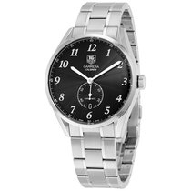 TAG Heuer Carrera Black Dial Automatic Mens Watch WAS2110.BA0732