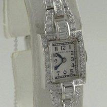 Hamilton Ladies Hamilton Platinum Vintage 2.00ct Diamond...