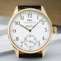 IWC IW544201 Portuguese FA Jones Limited Edition 18K Rose Gold...