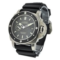 Panerai PAM00389 PAM 389 - Luminor Submersible 1950 Amagnetic...