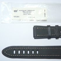 Montblanc 22MM STRAP TIMEWALKER RUBBER LEATHER