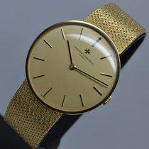 Vacheron Constantin Patrimony Ultra Thin Slim Vintage 18K Gold...