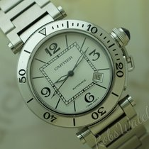 Cartier Pasha Seatimer Automatic