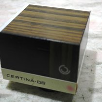 Certina rare vinage box certina ds diver watch
