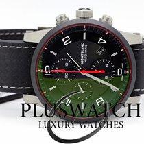 Montblanc TIMEWALKER URBAN SPEED CHRONOGRAPH E-STRAP R