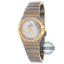 Omega Constellation 123.25.24.60.05.001