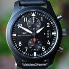 IWC Pilot's Top Gun Ceramic Chronograph