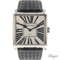 Roger Dubuis Golden Square White Gold Limited Edition