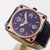 Bell & Ross BR 01-92 Pink Gold perfect condition
