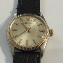 Rolex Perpetual steel - pink gold