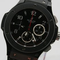 Hublot Big Bang Black Magic CHRONOGRAPH Keramik Titanium