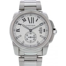Cartier Calibre de Cartier Stainless Steel 3389 Automatic