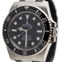 Rolex Submariner Ceramic Black Oyster Perpetual