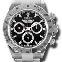 Rolex Daytona Steel 116520 blk