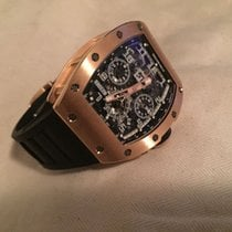 Richard Mille RM011 ROSE GOLD FLY BACK CHRONOGRAPHE BOUTIQUE ...