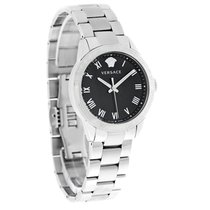 Versace V Sport Ladies Black Dial Swiss Quartz Watch P6Q99FD00...