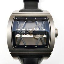 Corum Ti-Bridge Titanium Limited Edition 1a condition