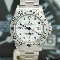 Rolex Explorer II Stahl Ref :16570T von 2004 - 2005 Rolex Box