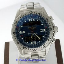 Breitling Digital B-1 A68362 Pre-owned
