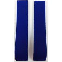 Fortis Kautschukarmband blau 99.99.050 Si