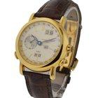 Ulysse Nardin GMT +/ Perpetual Calendar in Yellow Gold