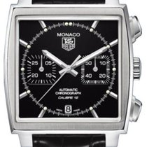 TAG Heuer Monaco Calibre 12 Automatic Stainless Steel
