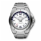 IWC [NEW] Ingenieur White Dial Steel IW324404 (Retail:HK$70,000)