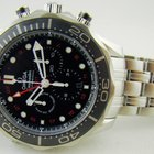 Omega Seamaster Diver 300m Co-Axial GMT 44mm