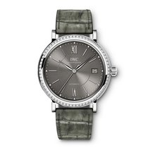IWC Unisex IW458104 Portofino Anthracite Watch