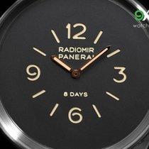 Panerai Pam 581 8 Days Table Clock 65mm