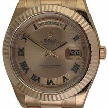 Ρολεξ (Rolex) - Day-Date II President : 218235