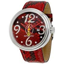 Jacob & Co. .  Valentin Yudashkin Red Python Automatic...