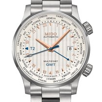 Mido Multifort GMT Ref. M00592911031.00