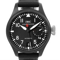 IWC Big Pilots Top Gun Black Pvd Automatic Watch Iw501901 Unworn
