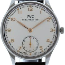 IWC Portugieser Manual Wind IW545408