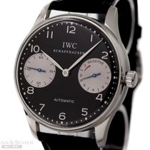 IWC Portugieser Automatic Ref-5000 Stainless Steel Limited Box...
